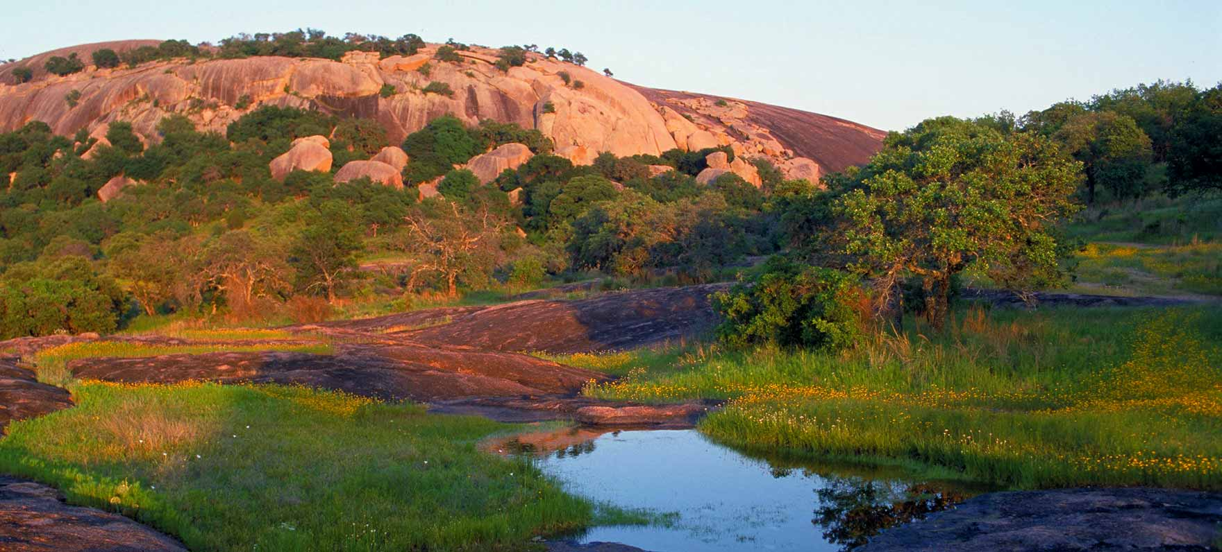 Enchanted Rock State Natural Area
