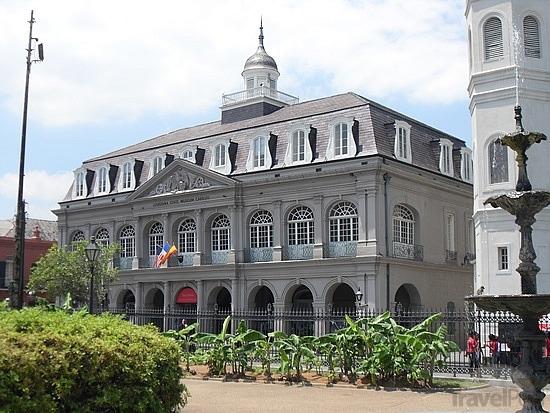 The Cabildo