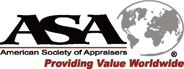 ASA, American Society of Appraisers