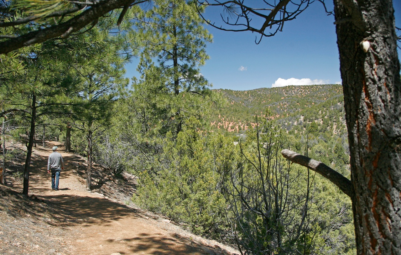 Hike the Atalaya Trail