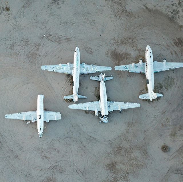 Not all planes end up in the desert. Our latest blog explores other ways to retire, recycle and upcycle your obsolete aircraft. Link in bio.