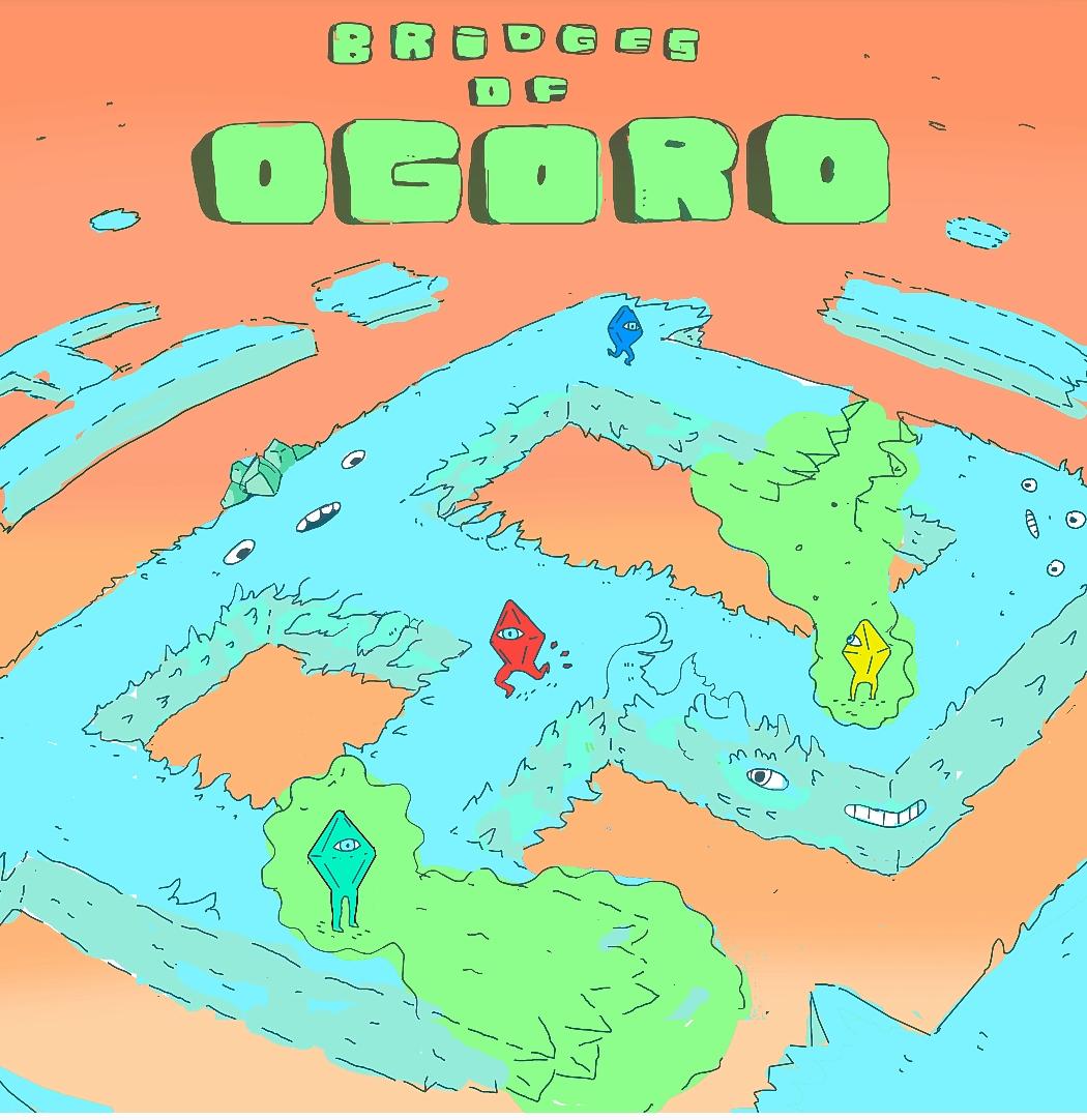 Want a copy? Go here: arlochapple.com/ogoro
