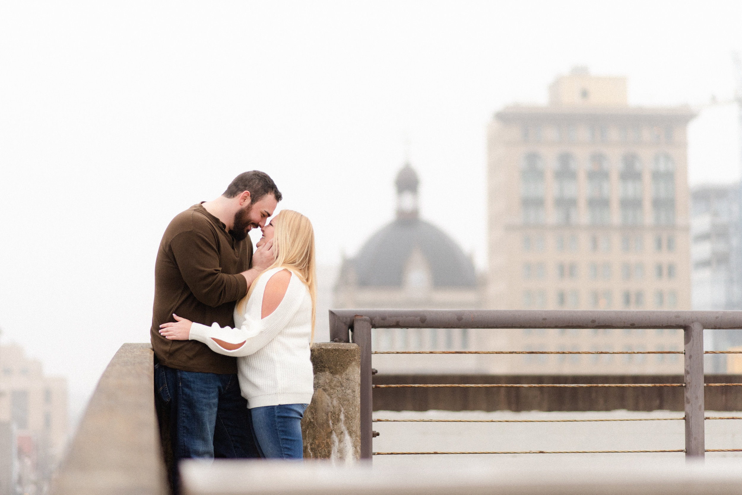 McKayla + Brody: Aren't they naturals?! I think this would make a beautiful post card!