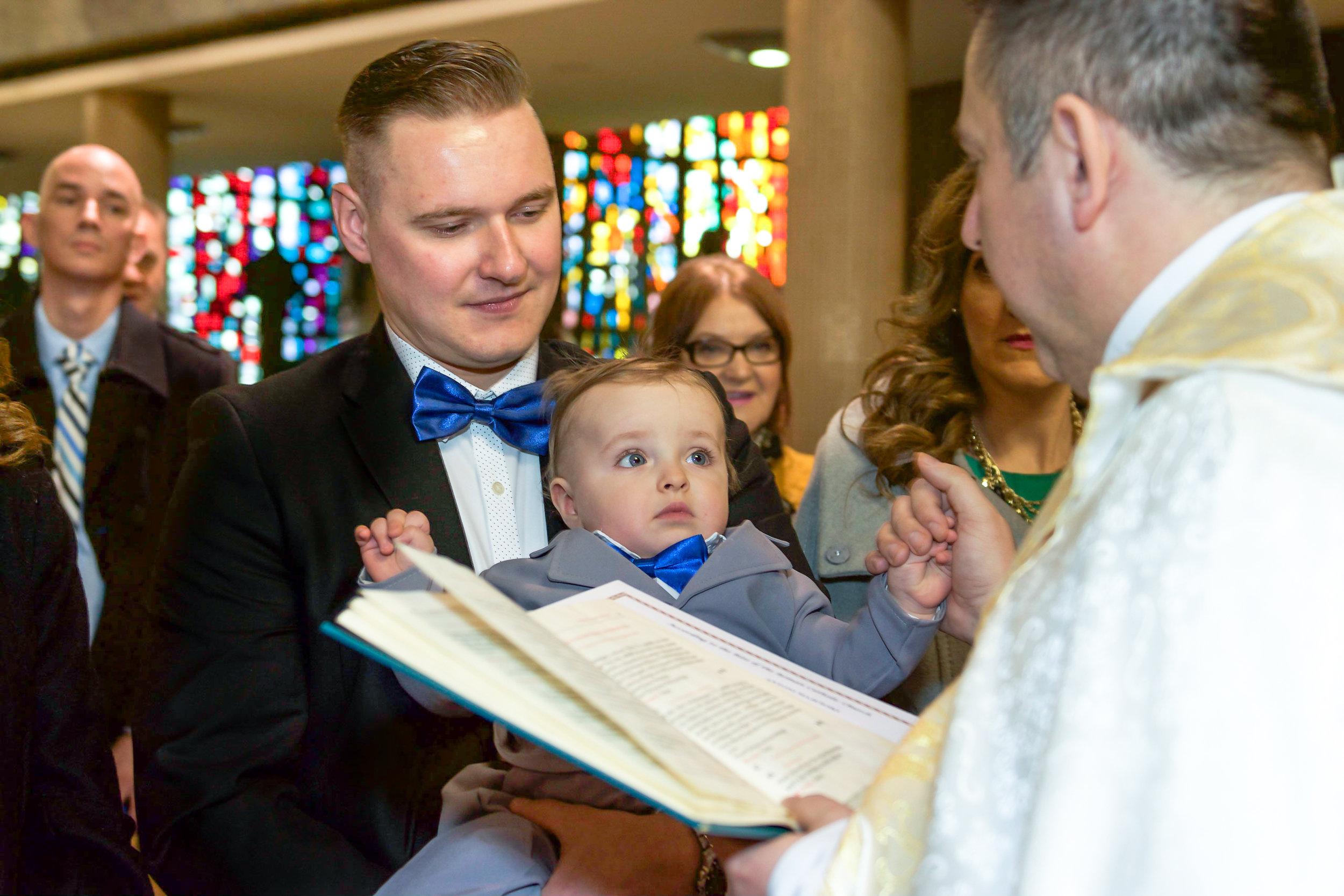 Majewski Baptism 🔒