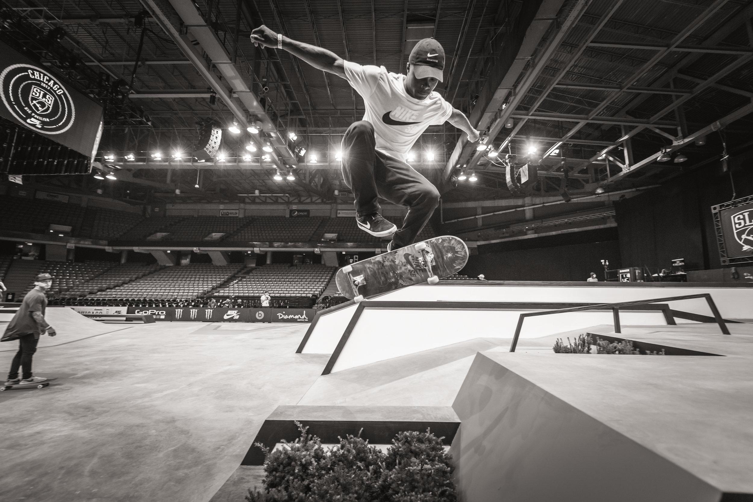 Street League Skateboarding 2017