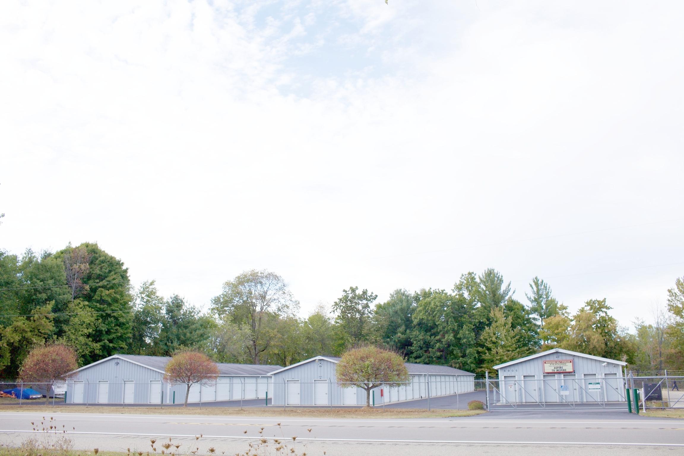 Rockford Self Storage East Location (Bostwick Lake) - 8905 Belding rd. Rockford, MI 49341