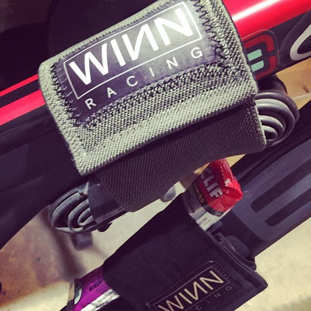 It's a WINN WINN situation for #Downieville. Bags are packed, maintenance complete, and ready to ride. The Add-A-Tube also works for strapping that trailside snack to your frame.  #sparetubeready #justsaynotoelectricaltape