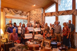 Meet-and-greet in Steamboat Springs
