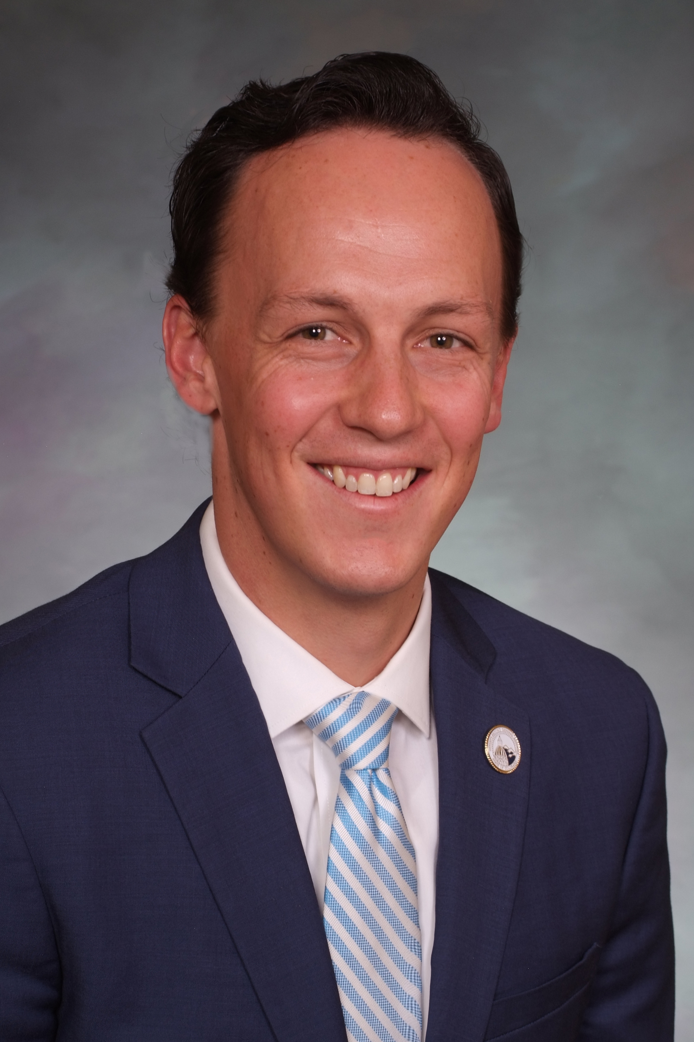 Rep. Dylan Roberts - I was sworn in as a Colorado State Representative on November 13, 2017. During my first year in the legislature, I was the primary sponsor of twelve bills and six of them were successfully passed and sent to the Governor.On November 6, 2018, the voters of Eagle and Routt Counties elected me to a two-year term by a margin of 60%-36%. During the 2019 and 2020 Legislative Sessions I am proud to serve as the Chair of the House Rural Affairs & Agriculture Committee, Chair of the Capital Development Committee, and as a member of the House Judiciary Committee.During the 2019 legislative session, I was the prime sponsor of 35 bills, 30 of which became law. Some of those included a first-in-the-nation state public health insurance option, capping insulin costs, protecting Colorado's water, and much more.You can read more about my bills at my general assembly webpage.
