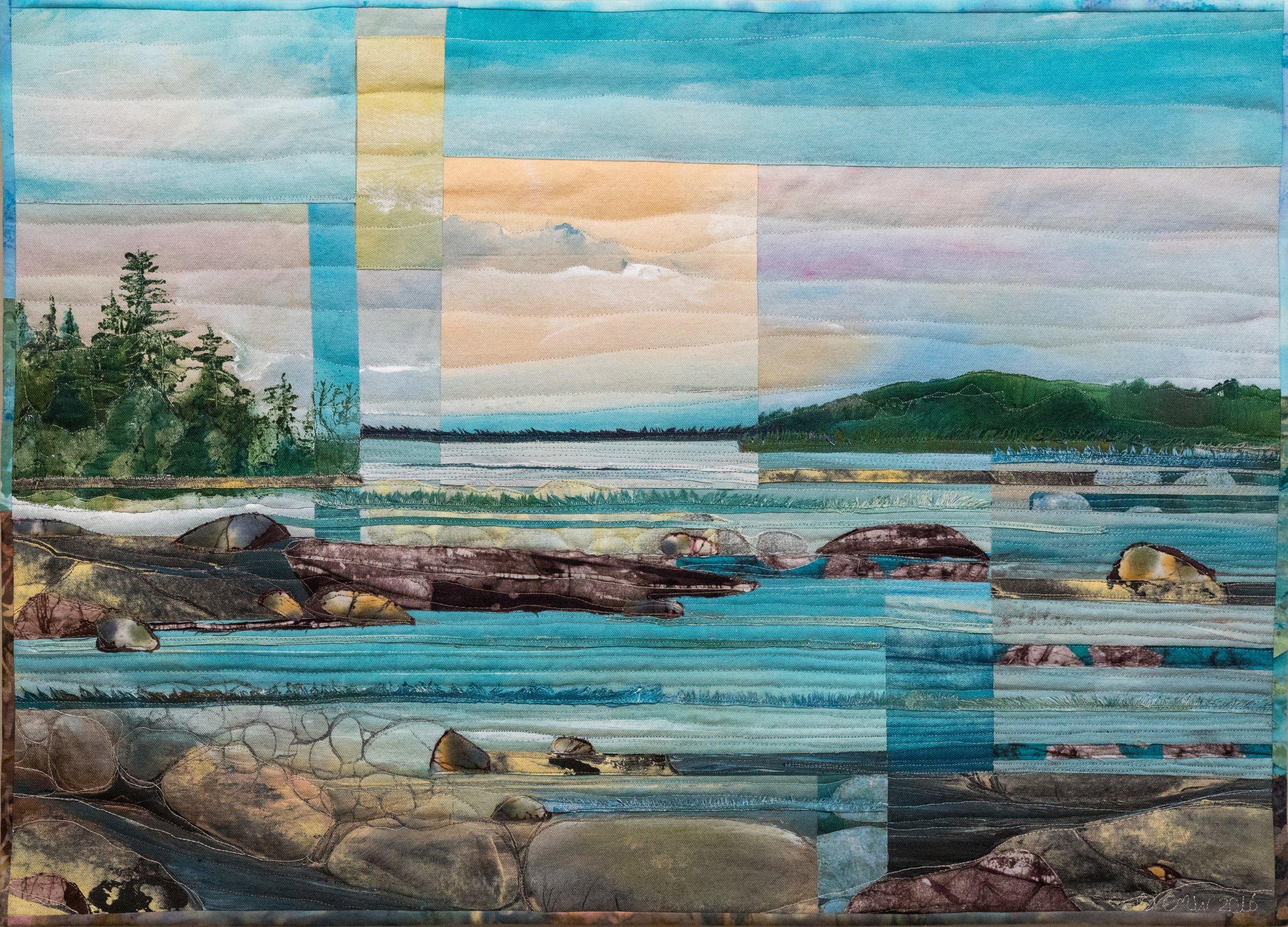Maine Island Inspiration