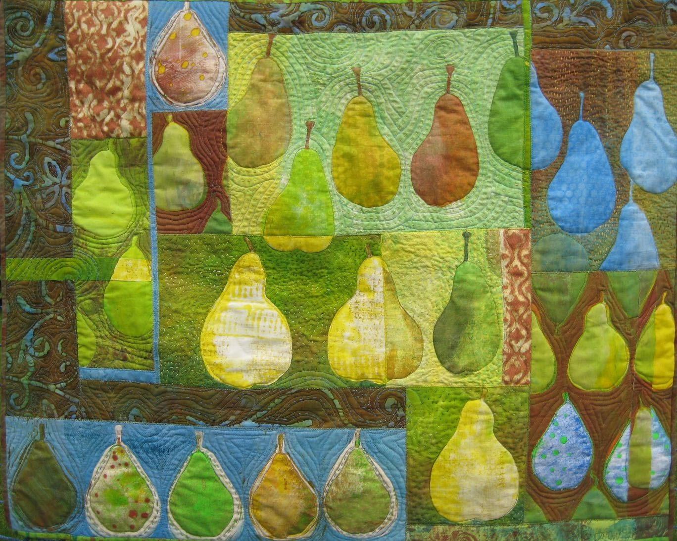 The Wonder of Pears