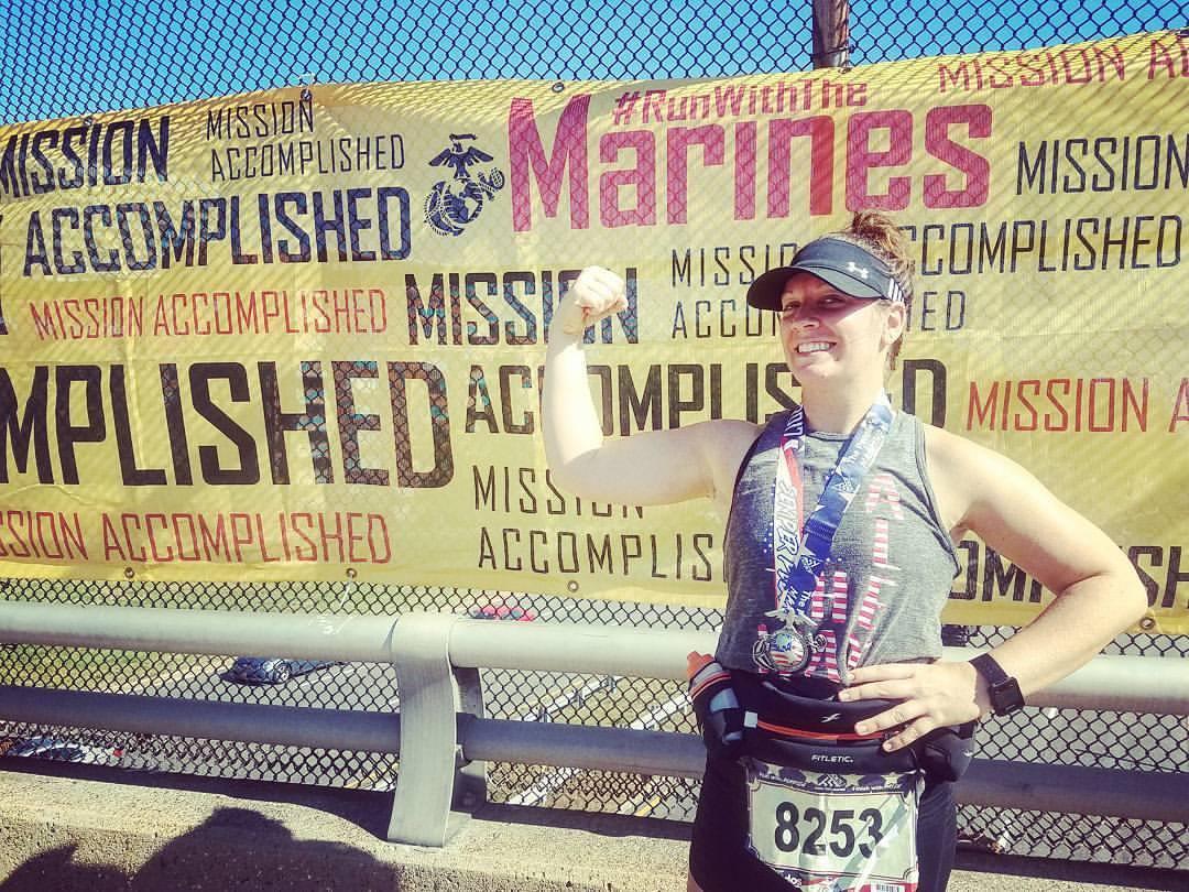 2017 Marine Corps Marathon