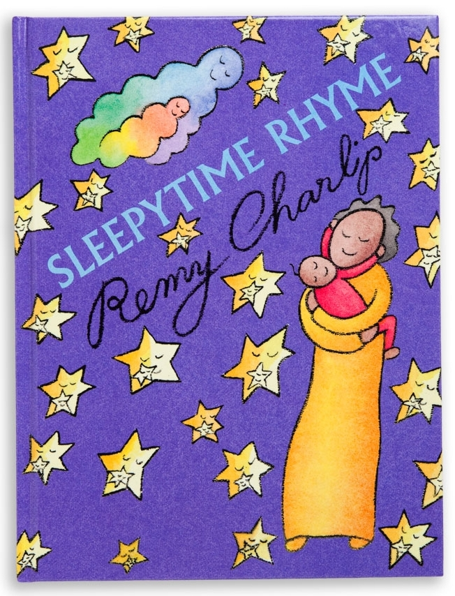 SLEEPYTIME RHYME. Text and illustrations by Remy Charlip. Greenwillow Books, 1999.