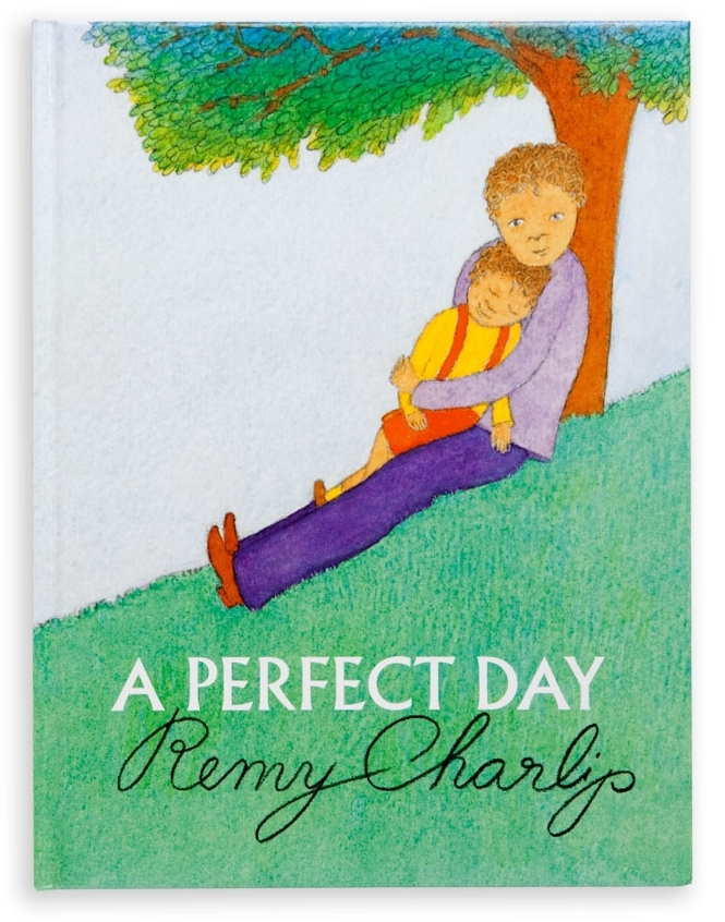 A PERFECT DAY. Text and illustrations by Remy Charlip. Greenwillow Books, 2007