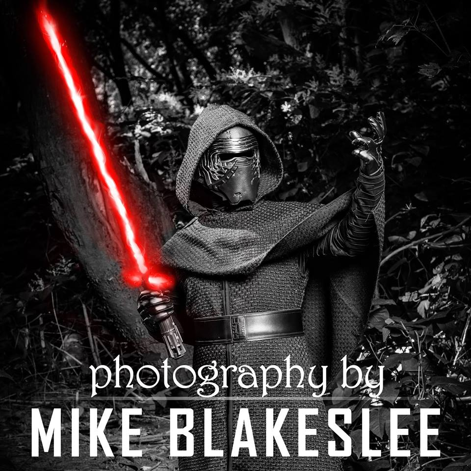 Lightsaber Photoshop work by  Billy Loco