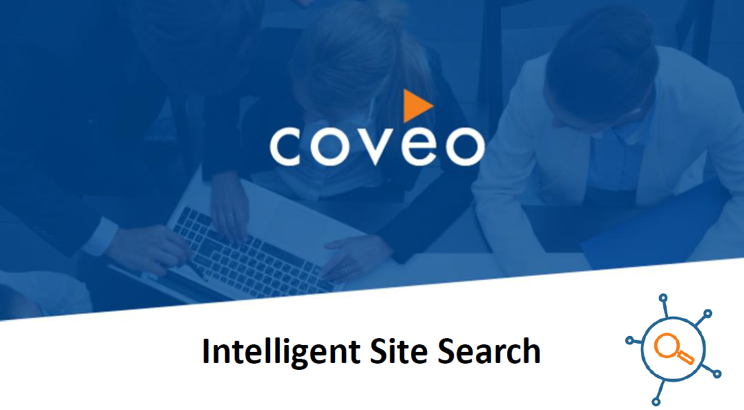 Coveo Intelligent Site Search