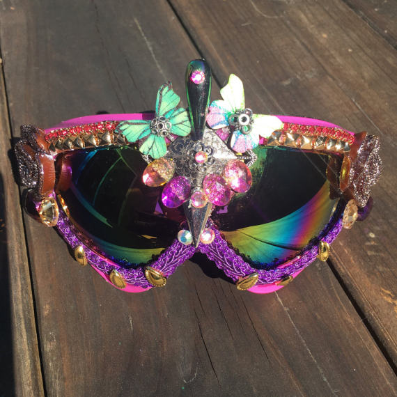 Goggles for Burning Man
