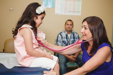 Gila Valley Clinic Pediatrics