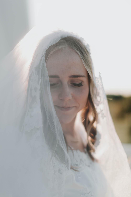badass bride: maggie -