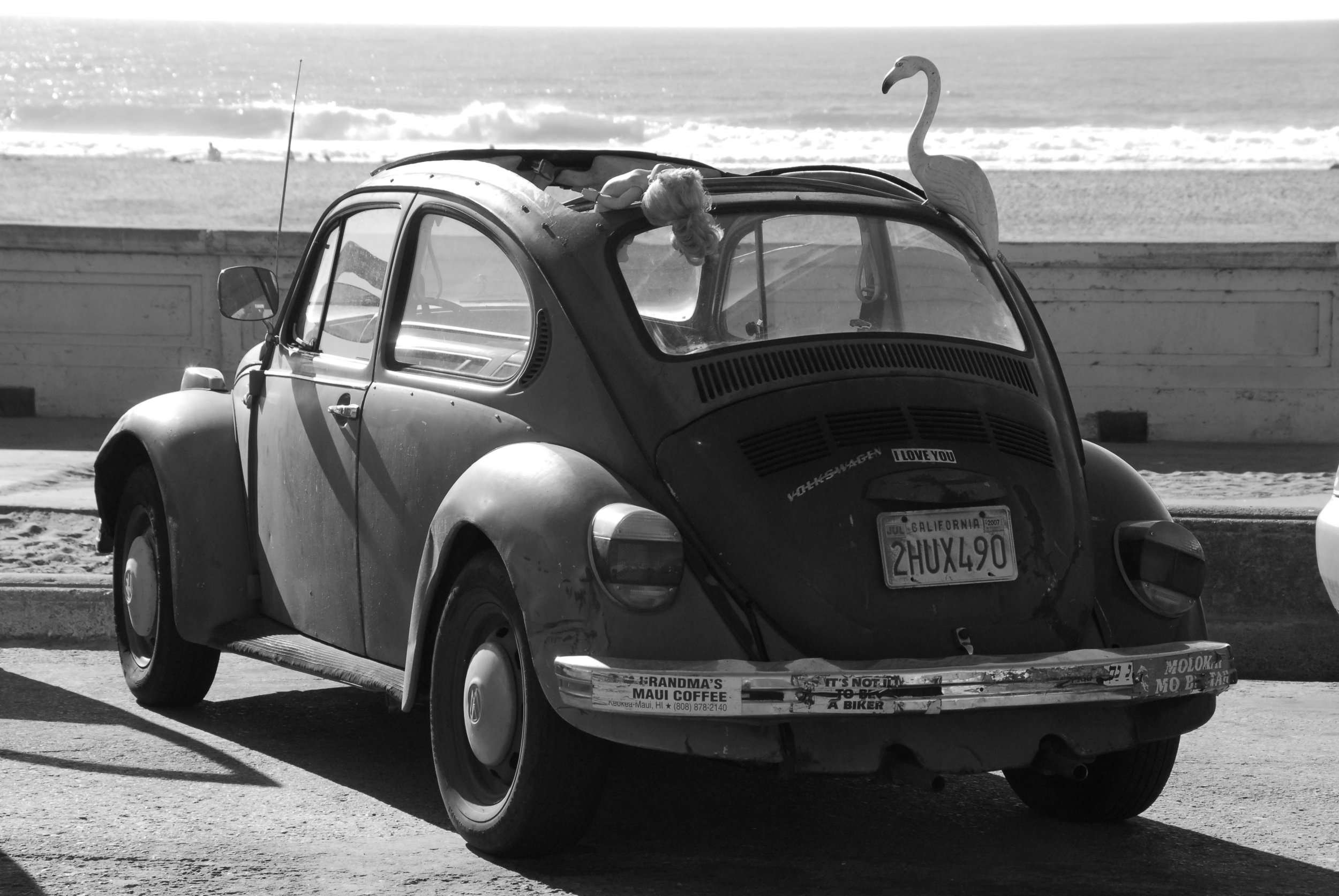 California VW Bug