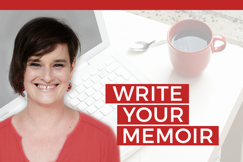 Write Your Memoir Course | An 8 week online course that's affordable and practical
