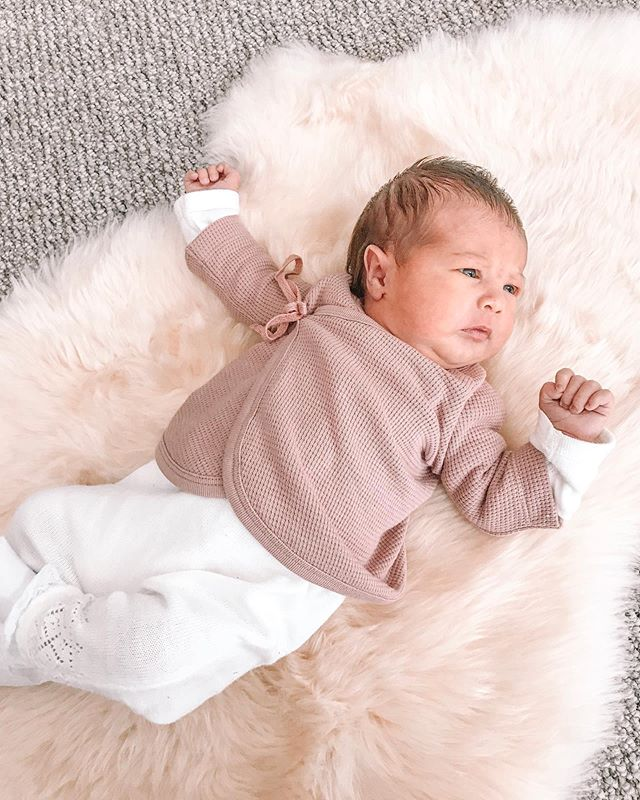 Lunar's newest little team member Marigold Jean 💗  Responses may be slow for these precious newborn cuddles to stay long xx