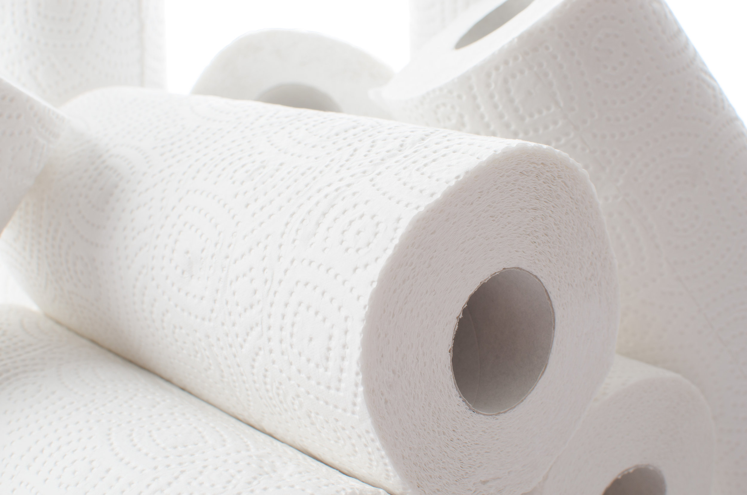 Market leaders in everyday consumer hygiene products - Gets a high quality print