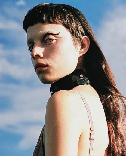 SCHON MAGAZINE   Photographer: Emon Toufanian   Model: Sara Hiromi  Stylist: Lordele
