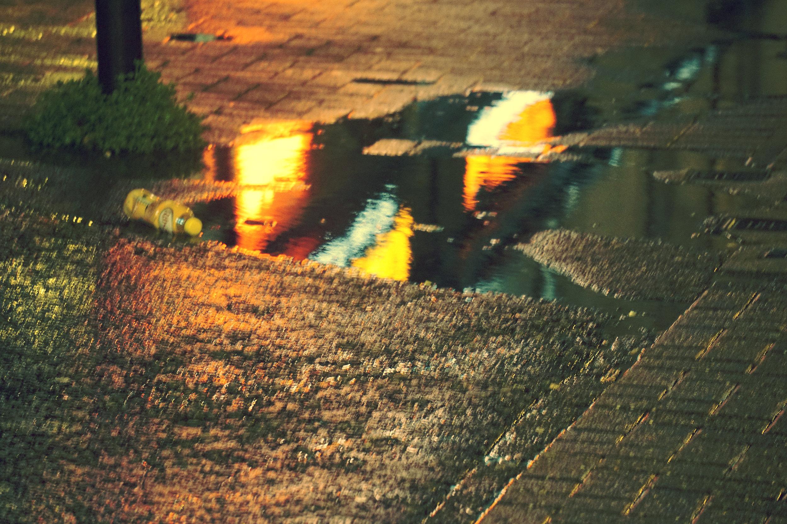 Wet Night in Cotteridge