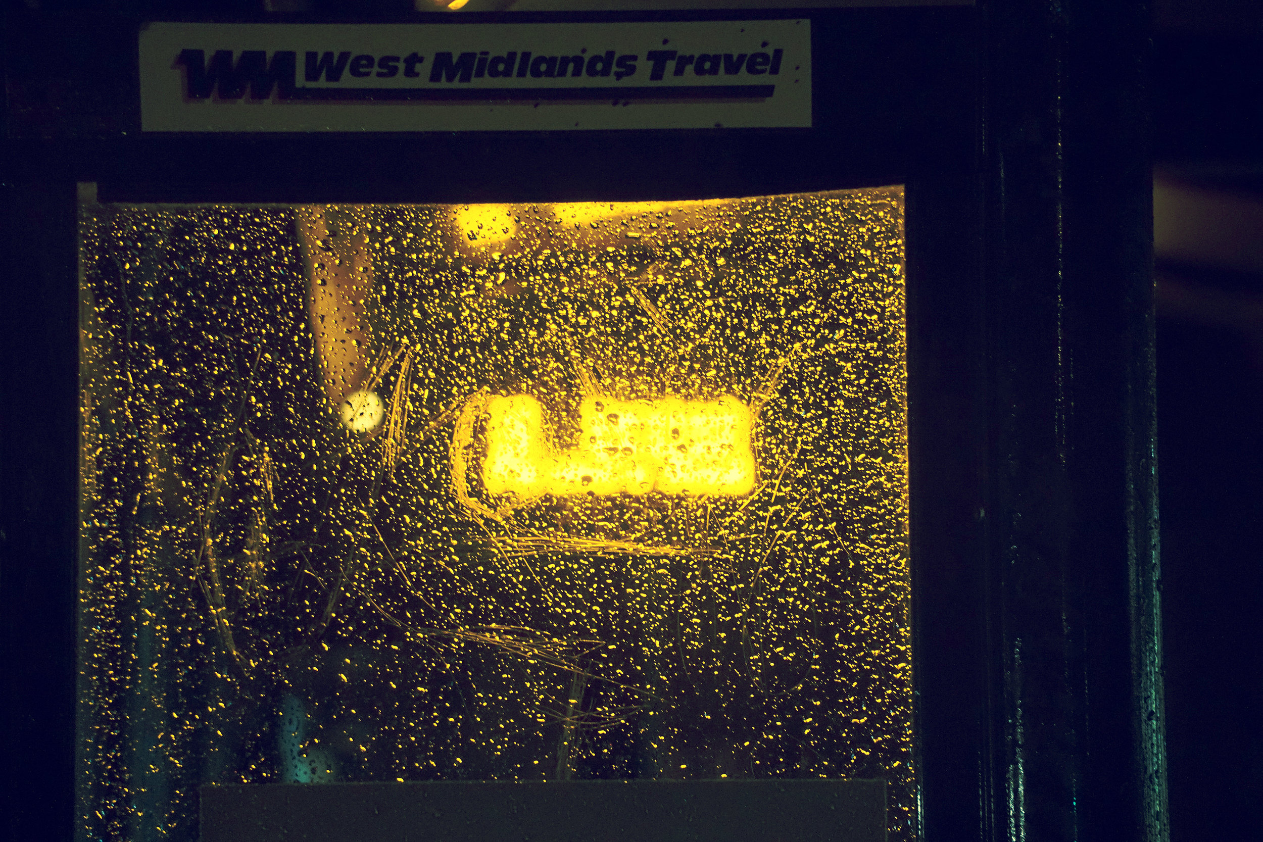 Waiting for the 18 Bus