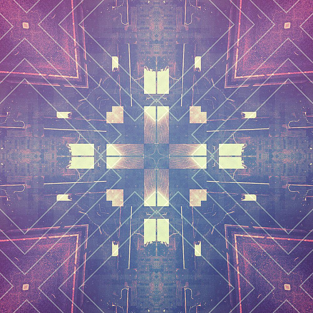 Luminous Pixel Mutation 18