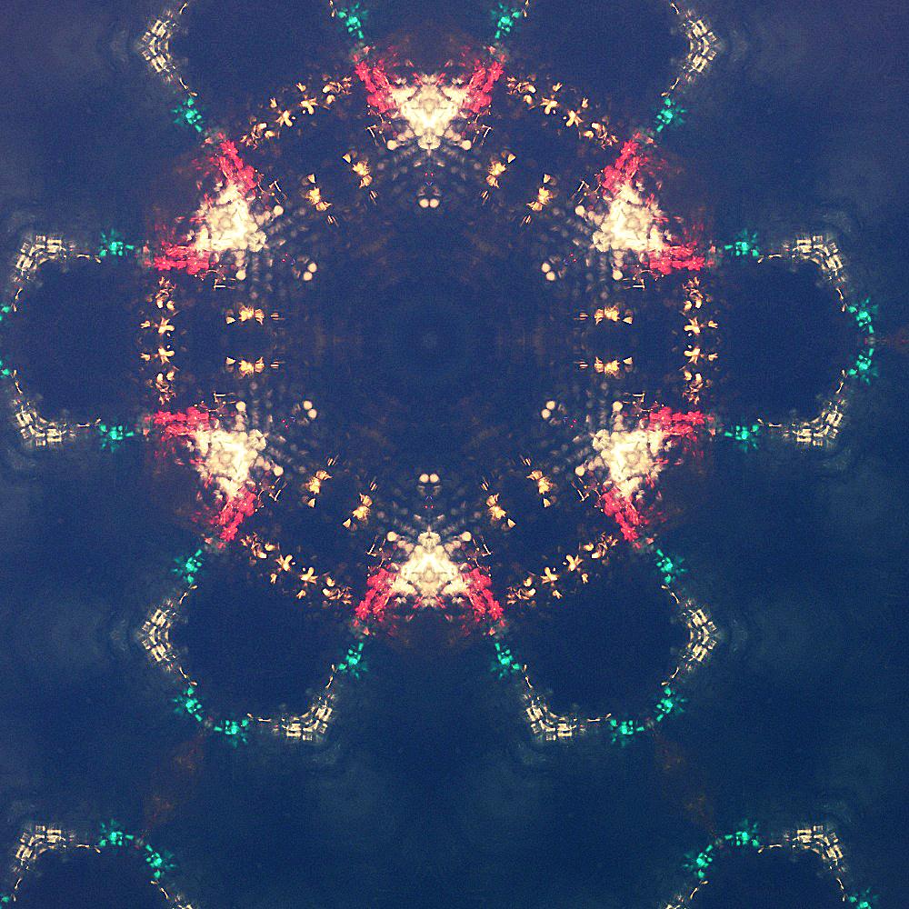 Luminous Pixel Mutation 19