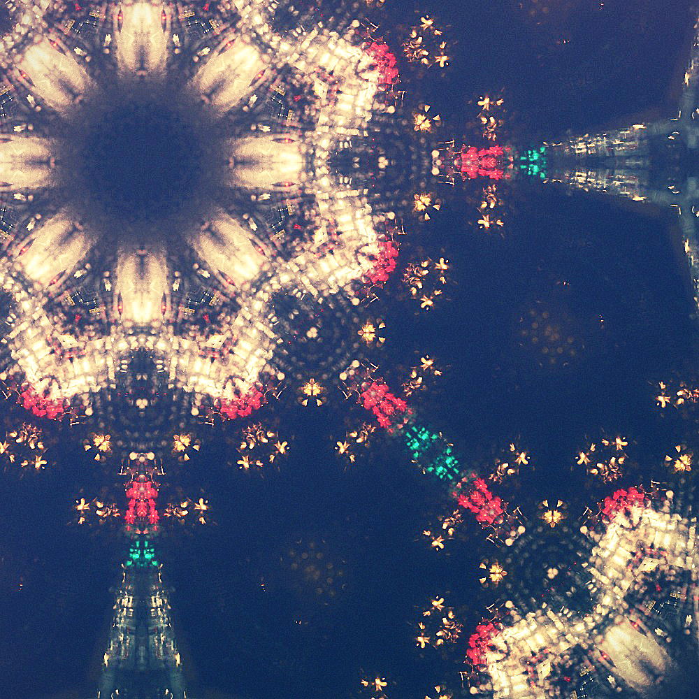 Luminous Pixel Mutation 21