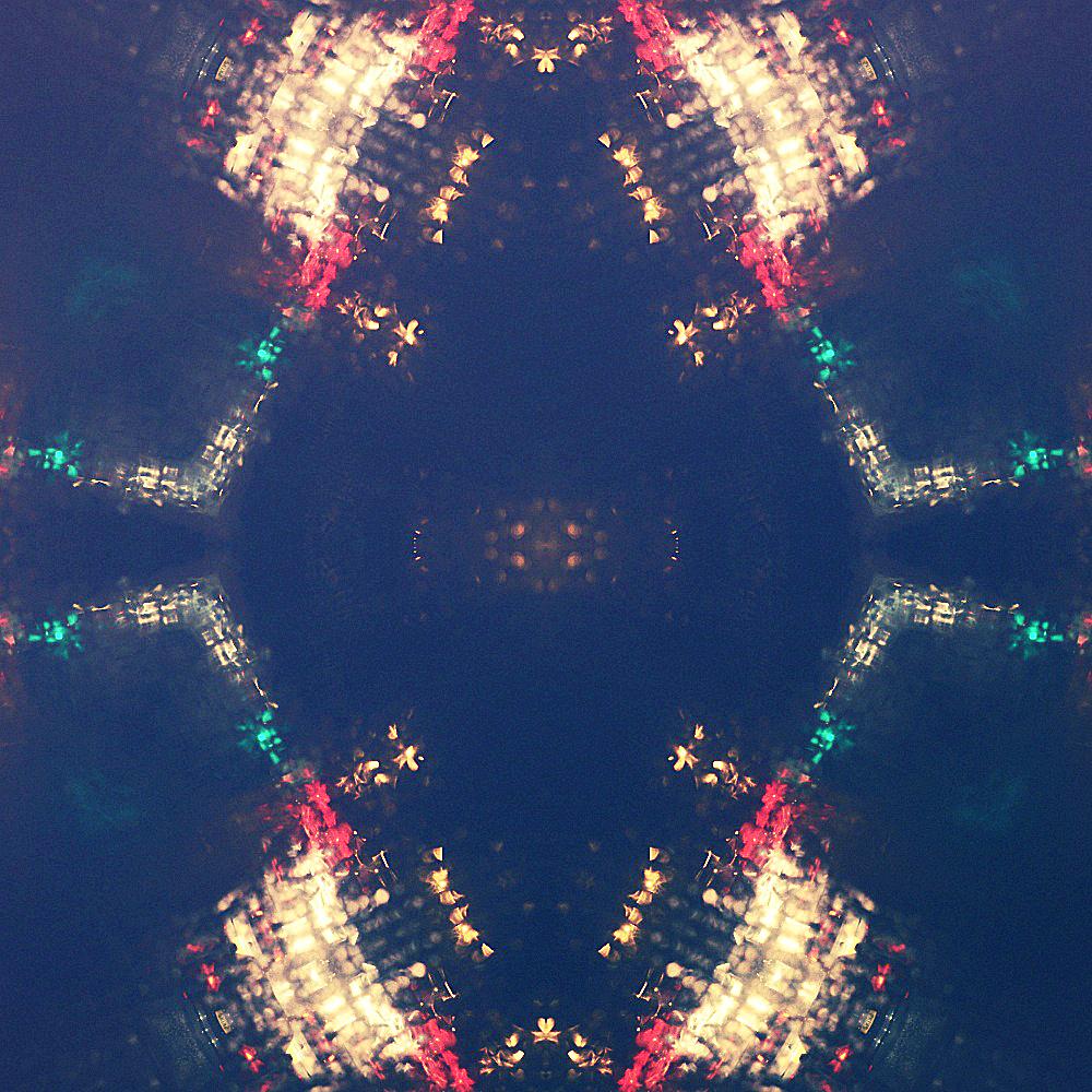 Luminous Pixel Mutation 9
