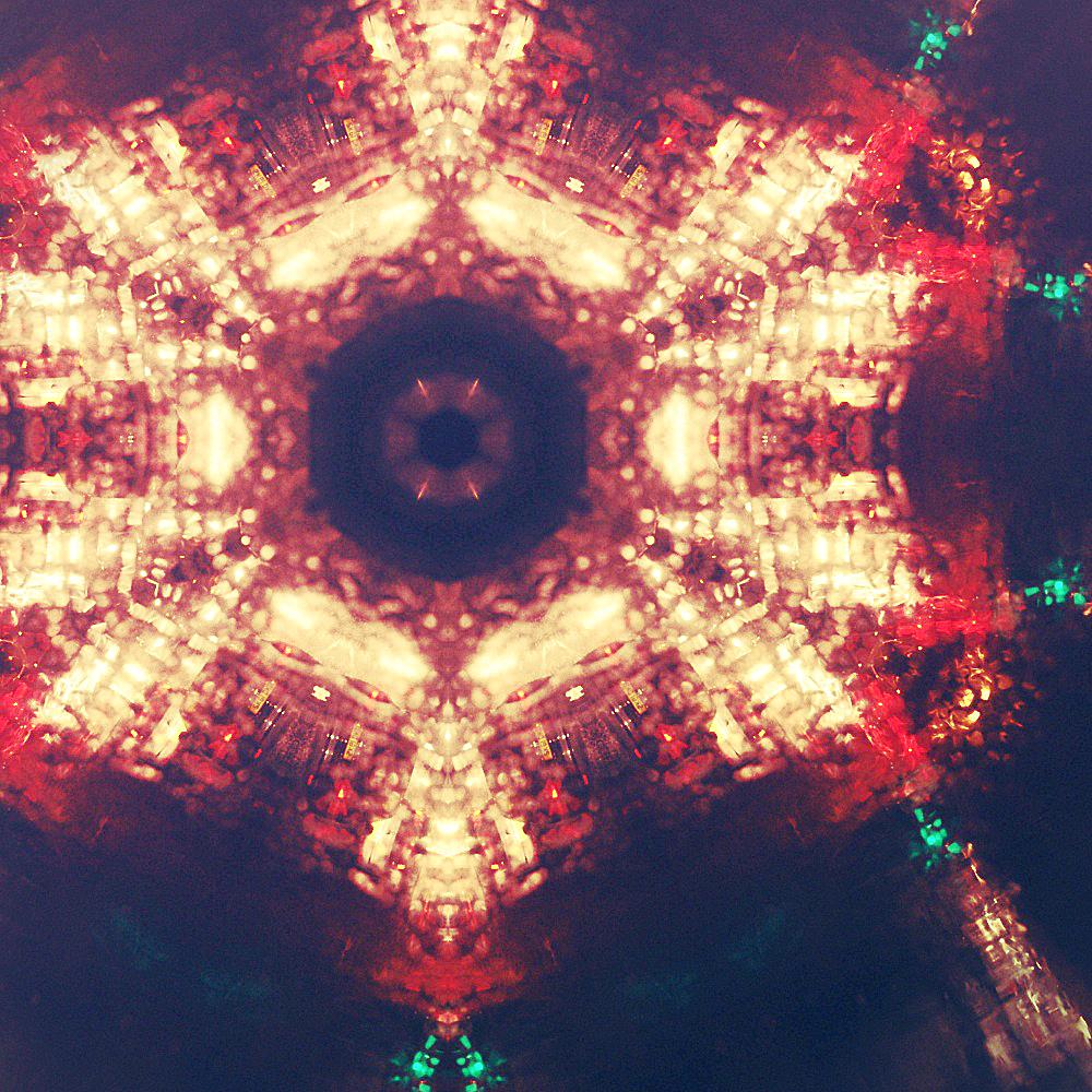 Luminous Pixel Mutation 5