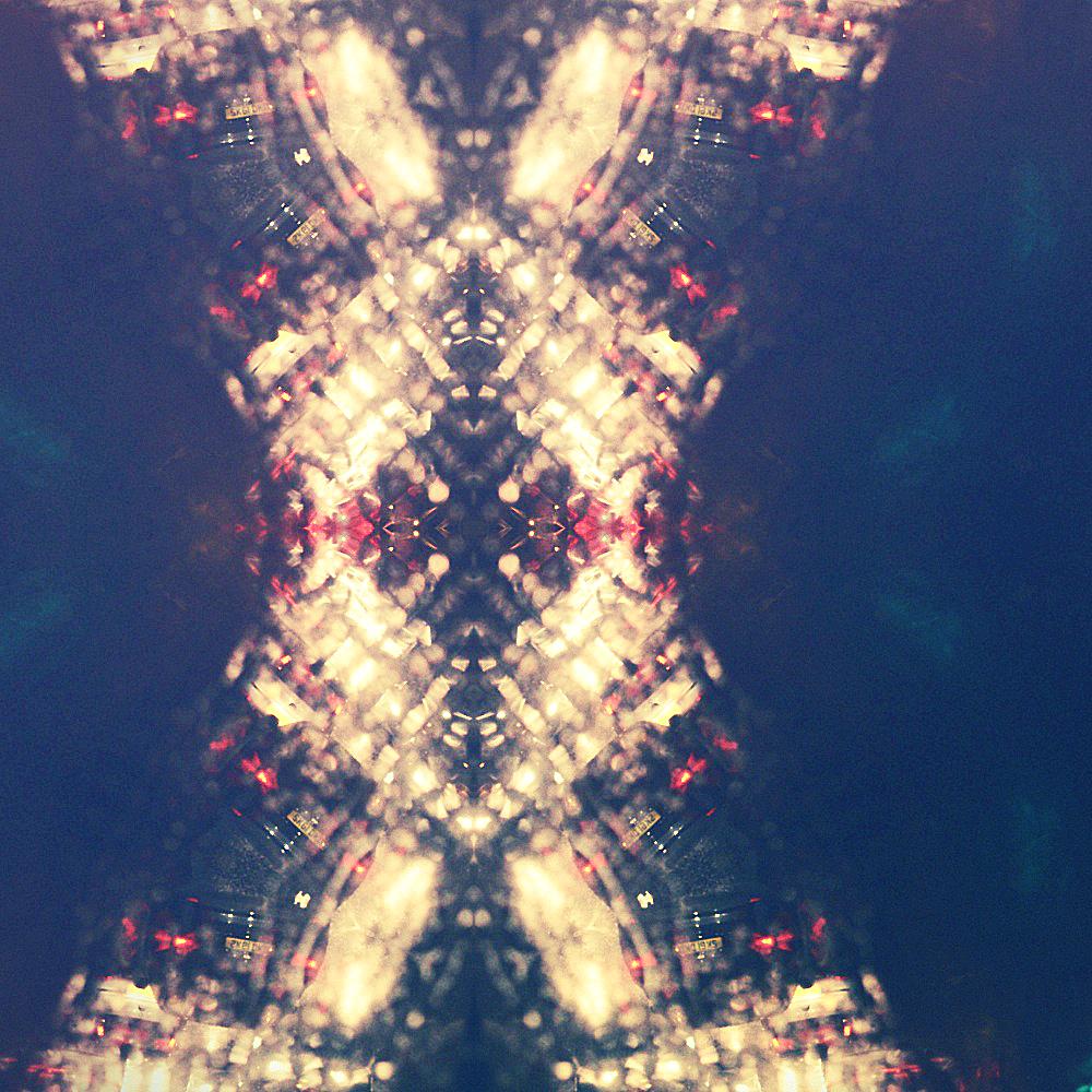 Luminous Pixel Mutation 24
