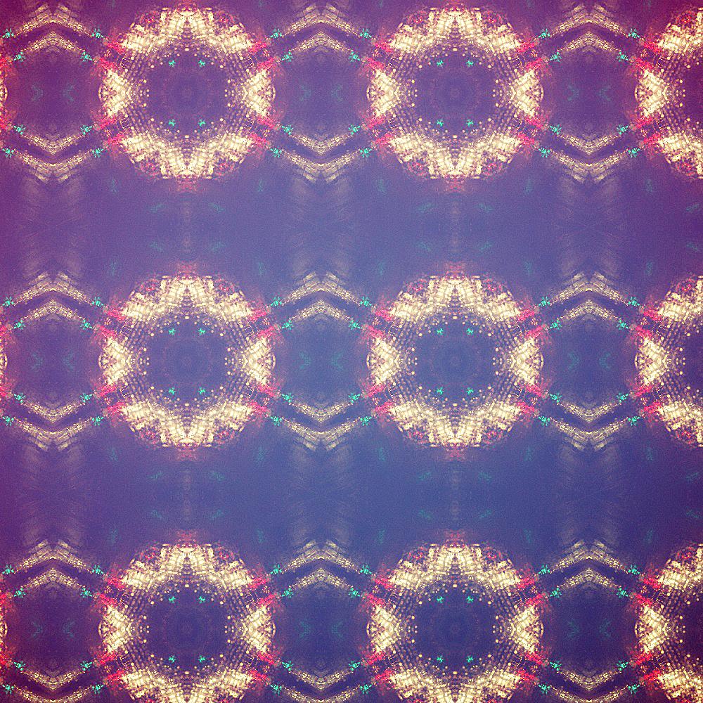 Luminous Pixel Mutation 22