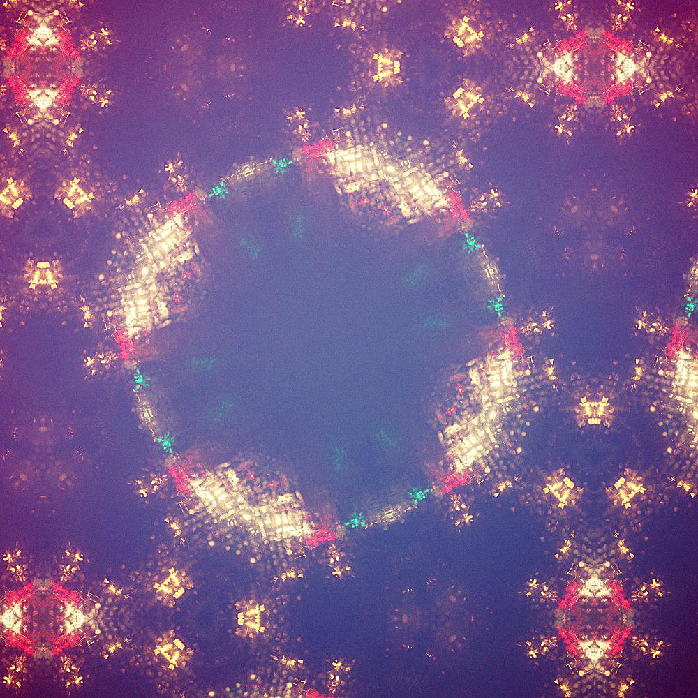 Luminous Pixel Mutation 11