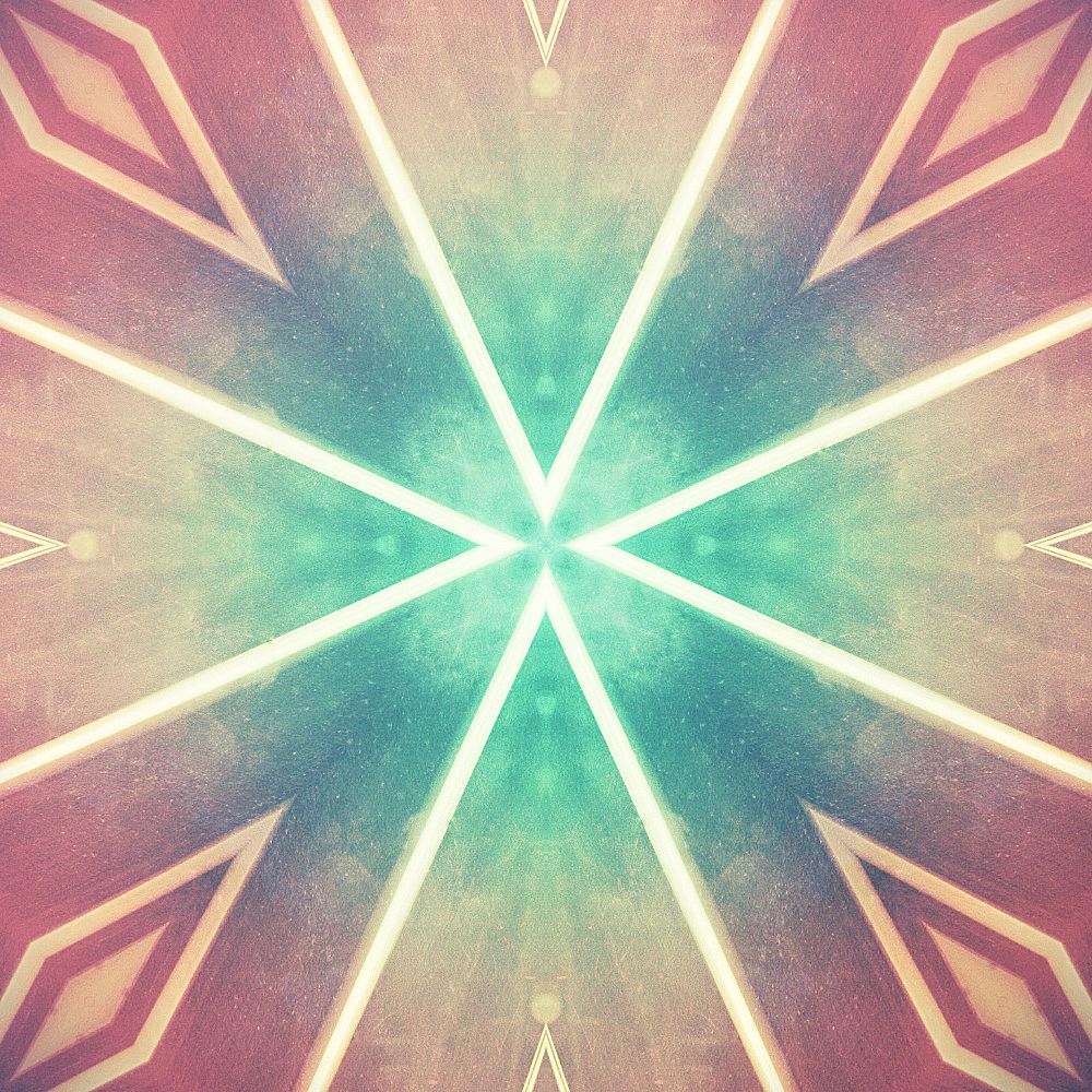 Luminous Pixel Mutation 4
