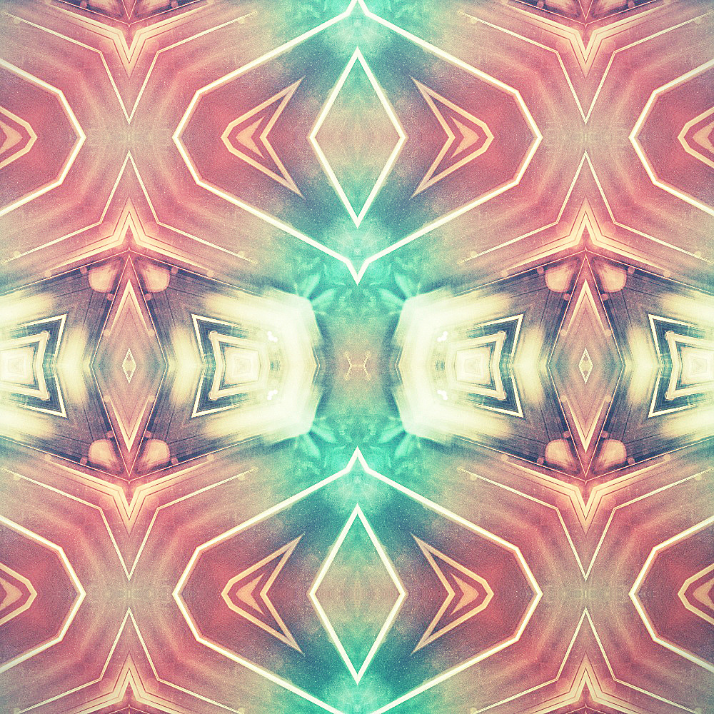 Luminous Pixel Mutation 16