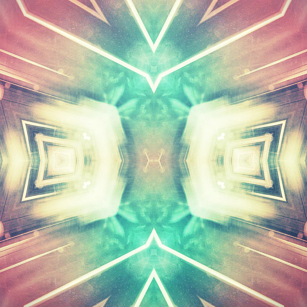 Luminous Pixel Mutation 13