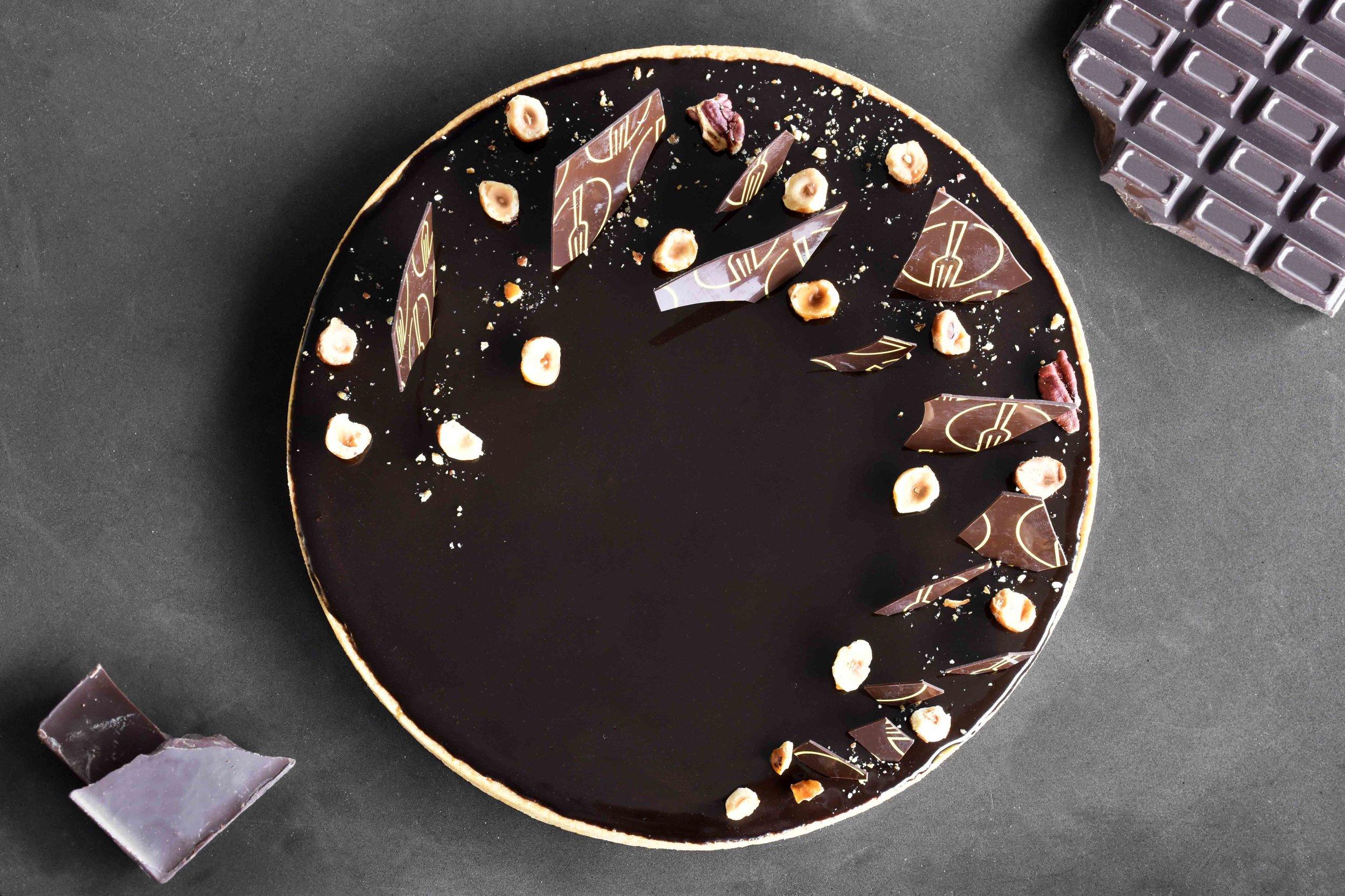 Chocolate & Caramel Tart.jpg