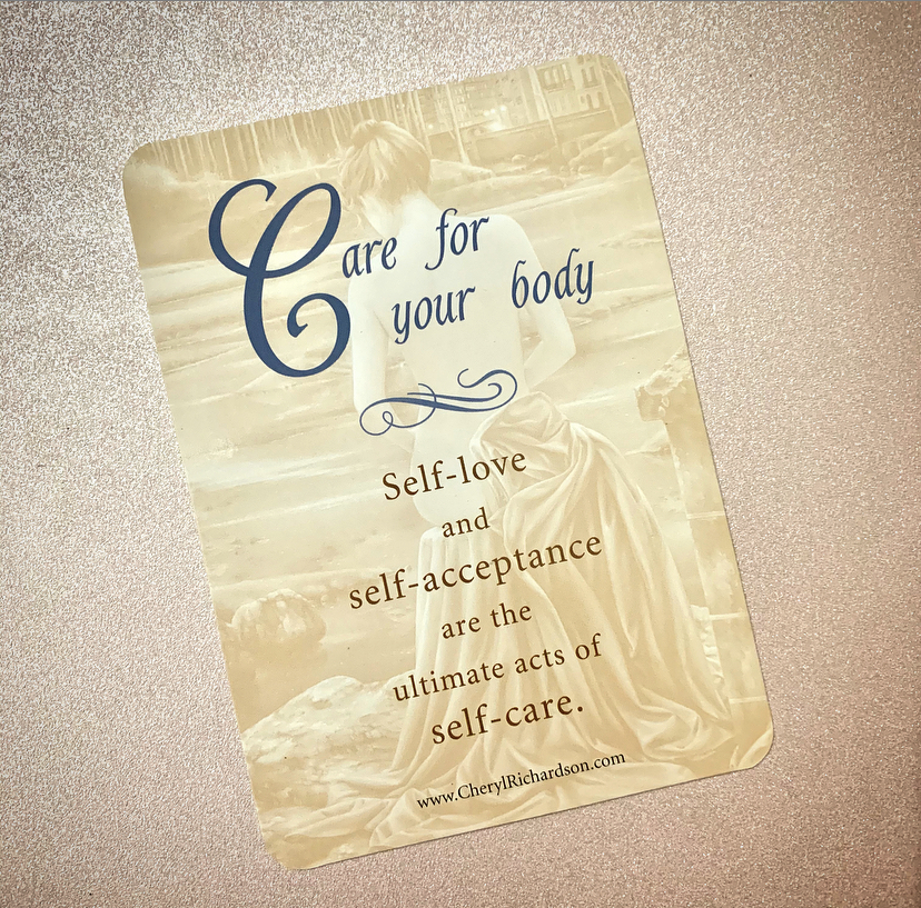 Self Care 52 Card Deck  Self Care 52 Card Deck