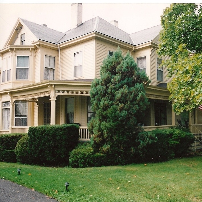 The house as it appeared when it first opened as LimeRock Inn in 1994