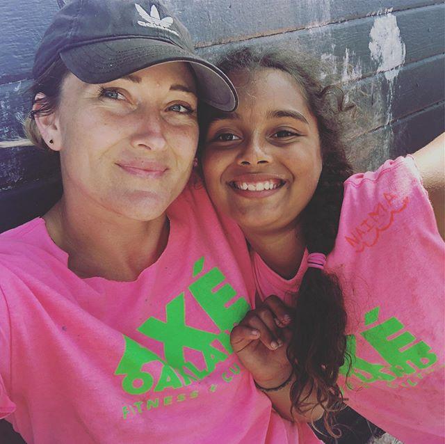 Summer camp vibez @ AXÈ OAKLAND with my girl. Happy Summer everyone!! #axeoakland #AXÈOAKLAND #oaklandfitness #oaklandgym #capoeiragym #familygym #hellafit #goodbonez #profesorchipa #fitness+culture #eastbayculture #oaklandculture #familyfitness #healthylifestyle #blackownedoakland #womenowned #functionalfitnessoakland #oaklandtrainer #oaklandyoga #oaklanddance #oaklandsummercamp