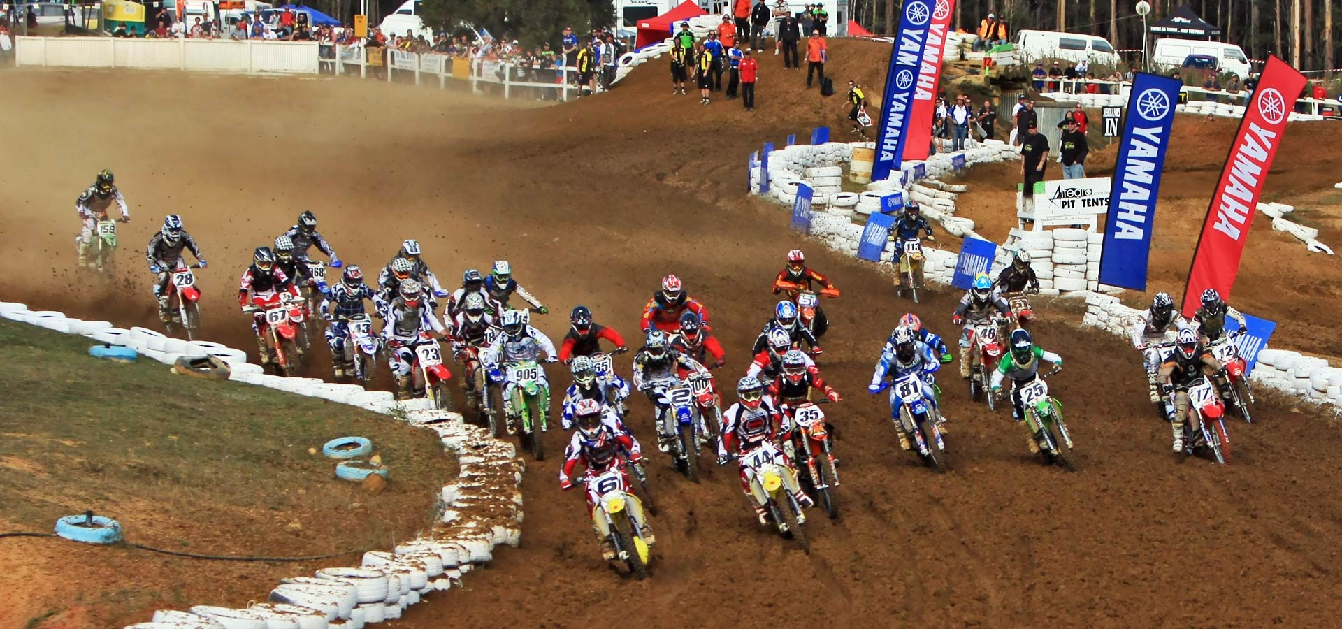 WELCOME TO THE COASTAL MOTOCROSS CLUB
