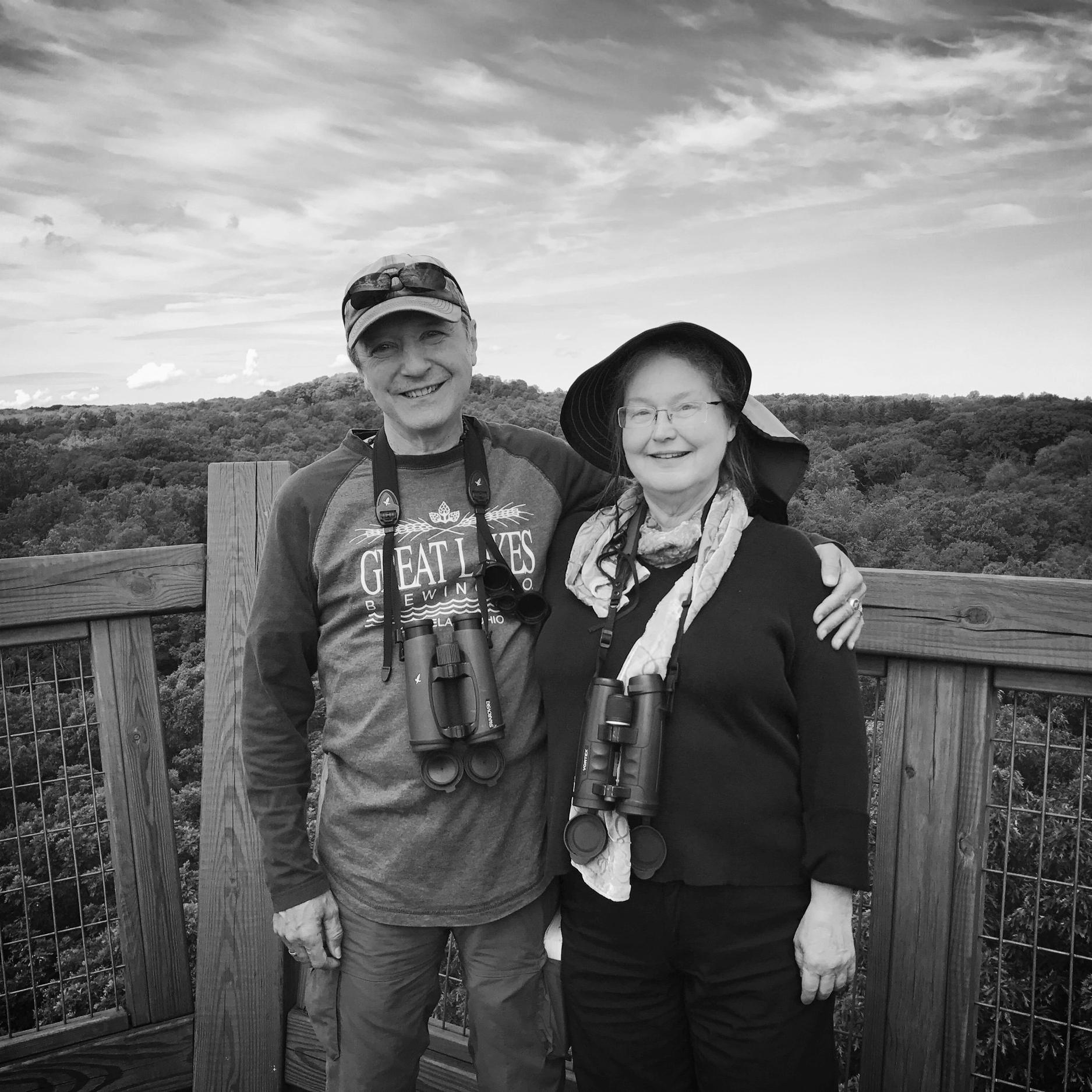 Louise Acheson & Ken Vinciquerra - Liz's mom and stepdad