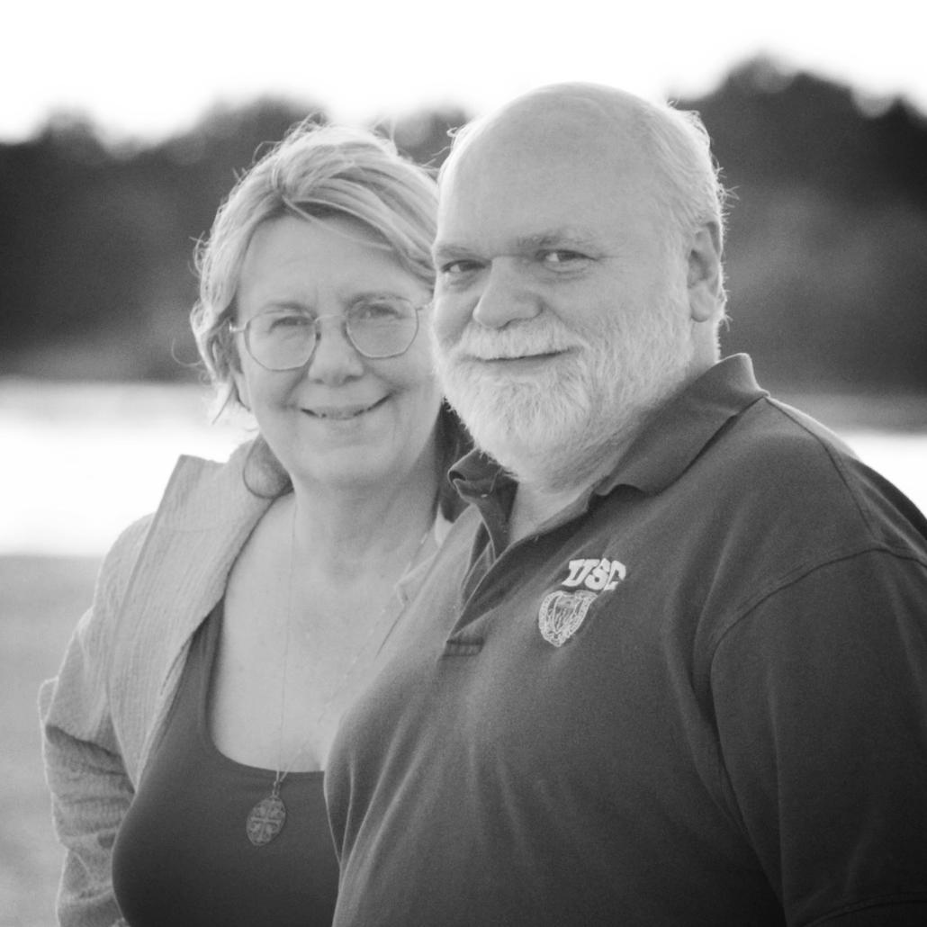 Bob & Suzanne Ruff - Liz's dad and stepmom