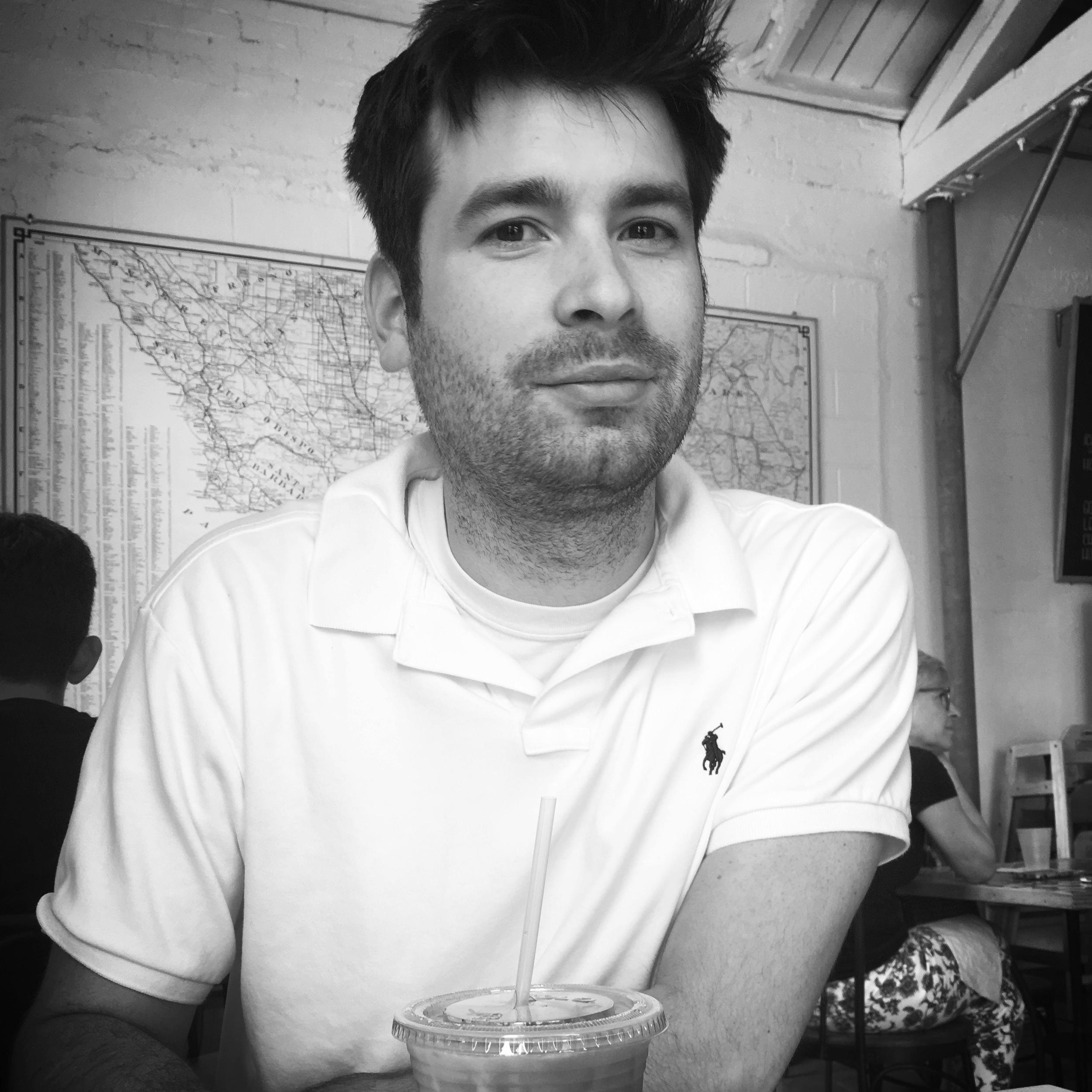 Greg Murray - Aaron met Greg while writing on Big Love. No relation to Ben.