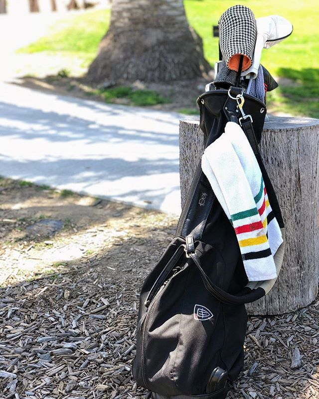 A few years strong with this bag and minimal signs of wear. Six countries, around 100 flights and close to 100 rounds. These bags will hold up for a lifetime of golf. . . . . . . . #mackenziegolfbags #golfbag #seamusgolf #pendleton #pure